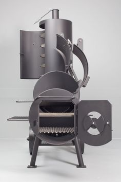 Bbq Pit Smoker, Barbecue Pit, Fire Pit Grill, Bbq Grill, Best Offset Smoker, Smoking Cooking, Burn Barrel, Wood Burning Heaters, Custom Bbq Pits
