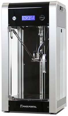 Designbox3d — Mass Portal Pharaoh ED™ Delta 3D printer