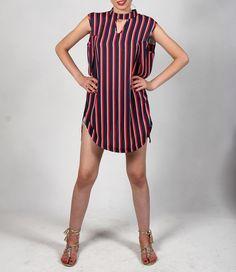 Marin desenli tunik elbisemiz 45 TL  #agathree #ankara #butik #elbise #tunik #marin #indirim #kampanya #kapidaodeme #instagood #instalike