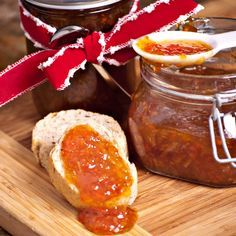 Habanero Orange Marmalade!  Spice up your holiday with Homemade Marmalade! You will love the flavor it adds to your favorite jam filled treats like Thumbprint or Linzer Cookies. The marmalade is perfect on a cheese pl…