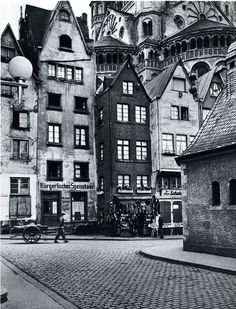 Köln, Germany 1934