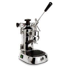 La Pavoni Professional LOVE our machine.