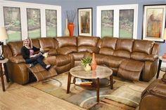 Come join in on the madness this Friday as you'll find ALL items in EVERY department on sale; like this living room ready 3 Piece Reclining Sectional for HUNDREDS off the retail price!