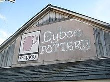 Bybee Pottery (Kentucky) - I have many pieces from my visits there.  They are much loved.