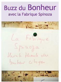La Fabrique Spinoza oragnise la semaine internationale du Bonheur, à découvrir par là : http://fabriquespinoza.fr/la-semaine-internationale-du-bonheur-du-17-au-23-mars/. En avril, La Ruche accueillera l'une de leurs réunions sur le thème du bien-être au travail.