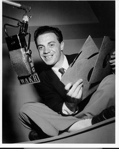 Disc jockey Alan Freed is largely given credit for the term 'Rock and Roll' to describe black R&B records in 50s Rock And Roll, 60s Rock, Punk Rock, Alan Freed, Rock Hall Of Fame, Fun Trivia Questions, 50s Music, Rhythm And Blues, Blues Music