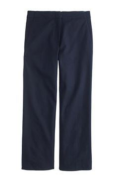 Cropped: J.Crew Cropped Patio Trouser