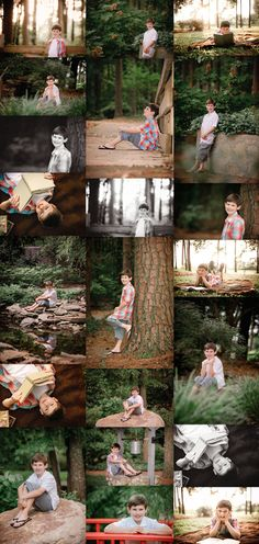 Red Wing Park Portrait Session - Virginia Beach Child Photographer — Melissa Bliss Photography