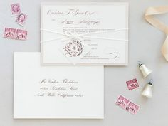 Here's what you need to know to get your wedding invitations addressed, packaged and in the mail.