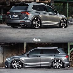 Suv Cars, Tuner Cars, Vw Toureg, Tiguan Vw, Tiguan R Line, Station Wagon, Custom Cars, Cars And Motorcycles, Cool Cars