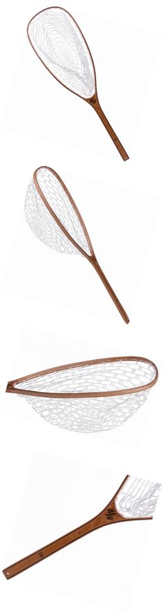 Fly Fishing Accessories 87098: 35 Fly Fishing Fish-Safe Net By Trademark Innovations (Burl Wood) -> BUY IT NOW ONLY: $53.19 on eBay!