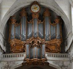 L'orgue de tribune de Saint-Roch