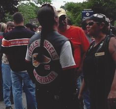 Hells Angels, Michigan Nomads, 1994