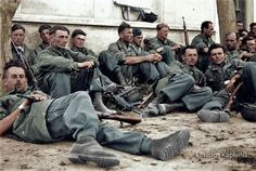 Luftwaffe, Paratrooper, Defence Force, Crete, World War Two, Armed Forces, Wwii, Air Force, Battle
