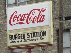 Burger Station is a carryout only diner in Winfield, Kansas.