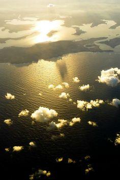 Lake Macquarie sunset, New South Wales, Australia by What A Beautiful World, Simply Beautiful, Ocean Sunset, Heaven On Earth, Amazing Destinations, Amazing Nature, Night Skies, Nature Photography, Sunrise