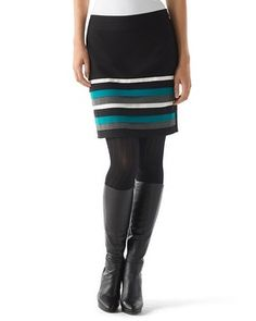 White House | Black Market Tiered Pencil Skirt #whbm