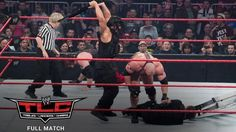 WWE Network: Team Hell No & Ryback vs. The Shield (Full Match): WWE TLC 2012