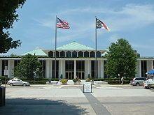 州議事会堂-ノースカロライナ州 - Wikipedia
