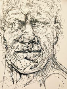 Jack Kemp, Peter Howson, Advanced Higher Art, High Art, Mark Making, Ballet Dancers, Scribble, Graphic Art, Study