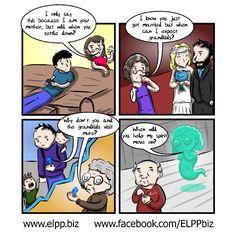 Moms' never stop nagging... #moms #know #best