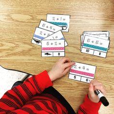 Winter theme touch math Touch Point Math, Touch Math, School Days, School Stuff, Addition And Subtraction, Winter Theme, Teacher Pay Teachers, Classroom, Teaching