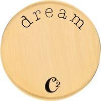 Gold dream plates