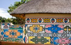 follow-the-colors-village-Ndebeles-africa-the-South 05