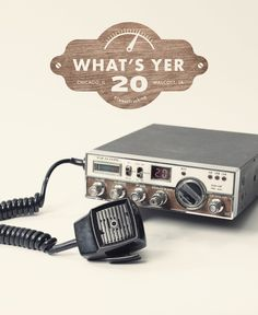 """CB Radio""""s :). We had a base radio at our house when I was a kid. My """"handle"""" was Lady Bobcat. Those Were The Days, The Good Old Days, Radios, My Childhood Memories, Best Memories, Citizen Band, Man 2, I Remember When, Oldies But Goodies"""