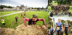 Born Survivor storms Lowther Castle Weekend Review 21st to 22nd September 2013