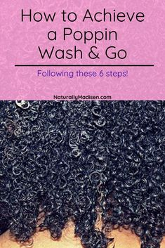 Are you tired of having a failed wash and go? In this post, we discuss 6 ways yo. Are you tired of having a failed wash and go? In this post, we discuss 6 ways you can get a perfect wash and g Braid Out Natural Hair, 4b Natural Hair, Deep Conditioner For Natural Hair, Natural Hair Regimen, Natural Beauty, Going Natural, Styling Natural Hair, Natural Hair Tutorials, Braided Hair