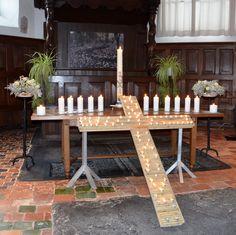 Herdenken van de overledenen, 30 november 2016. Sint Joris Tsjerke Oosterbierum