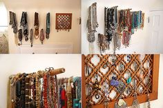 crazy jewelry collection...I'm jealous!