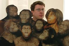Fossil Records Indicate that modern humans have a relatively recent history Began in Africa In a short time, humans have become the most numerous and widespread large animal on Earth Primates, Mammals, Hominid Species, Largest Animal On Earth, Human Fossils, High Forehead, Early Humans, Human Evolution, Band Of Brothers