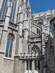 High Gothic Architecture | the late gothic is also called the high gothic