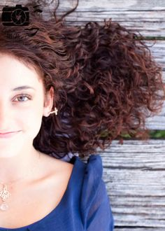senior pictures ideas for girls, curly hair, click the pic to see lots of ideas
