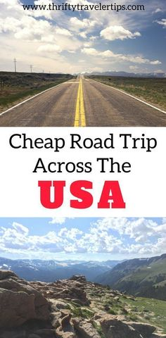 Are you looking to plan a trip on a budget? If so, you need to check out this cheap road trip across the USA. We spent only $60 a person per day and could have cut that budget down to $30 a day had we brought a tent. This road trip on a budget is perfect for a trip on a college student budget. See how we saved money, our budget breakdown, and some tips we learned along the way. Be sure to save these budget travel tips to your travel board so you can find them later! #travelscheapusa