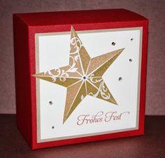 Stempel-Exempel: Große Box mit dem Envelope Punch Board
