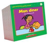 Une collection de petits livres idéale pour les lecteurs débutants. Ces livres en couleurs contiennent une ou deux lignes de texte simple et répétitif pour aider les enfants à lire avec facilité et confiance.