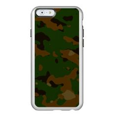 Military camouflage patterns v12 incipio feather® shine iPhone 6 case
