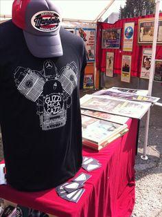 Guzzi mica cazzi biker clothing www.kustomlifestyle.it #biker #bikerclothing #motoguzzi