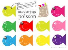 Papier, ciseaux, cailloux...: Petits poissons...