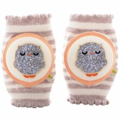 CRAWLINGS Knee Pads Rodilleras (Mulberry Owl)