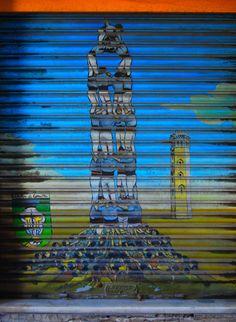 #Barcelona - zdjęcia detali, ulic, budynków