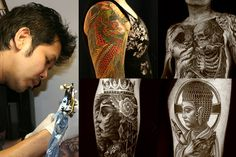 London/Manchester, U.K. - London/Manchester, U.K. - 50 Tattoo Artists You Need to Know | Complex