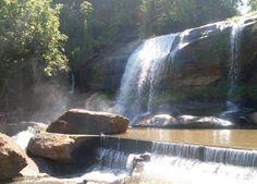 Cachoeira de Recreio, MG.