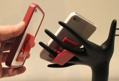 Top Smart Phone Accessories: Flygrip Smart Phone Grip/Stand