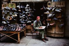 Just Write | Steve McCurry