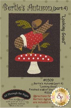 Bertie's Autumn - Part 4 - Looking Good Pattern