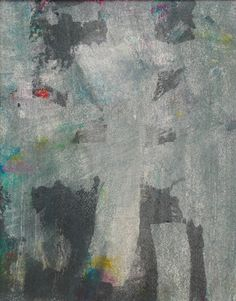 ♒ Art in the Abstract ♒  modern painting - untitled by Robert Gibbs